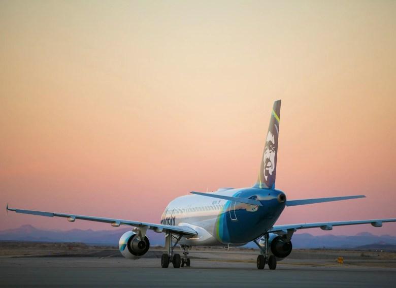 AS A320 (Alaska Air)