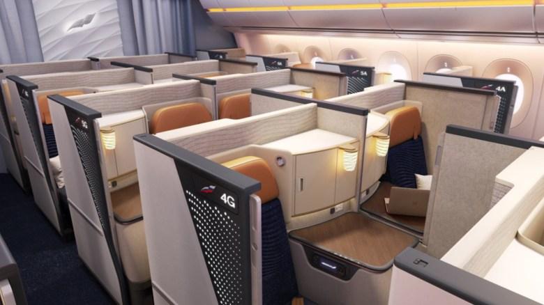 Aeroflot A350 New J 1
