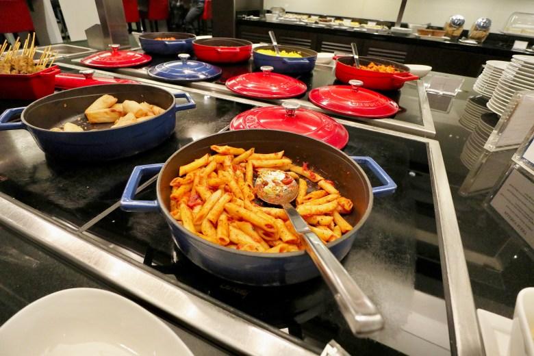 Hot Food Pasta