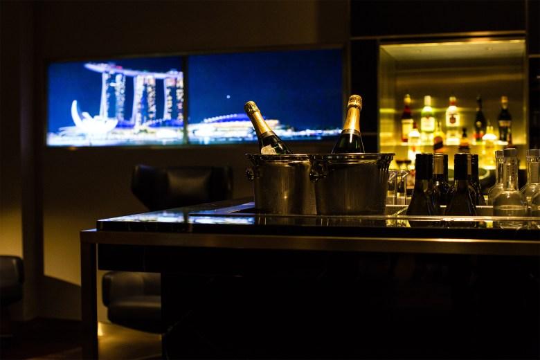 The Bar Drinks