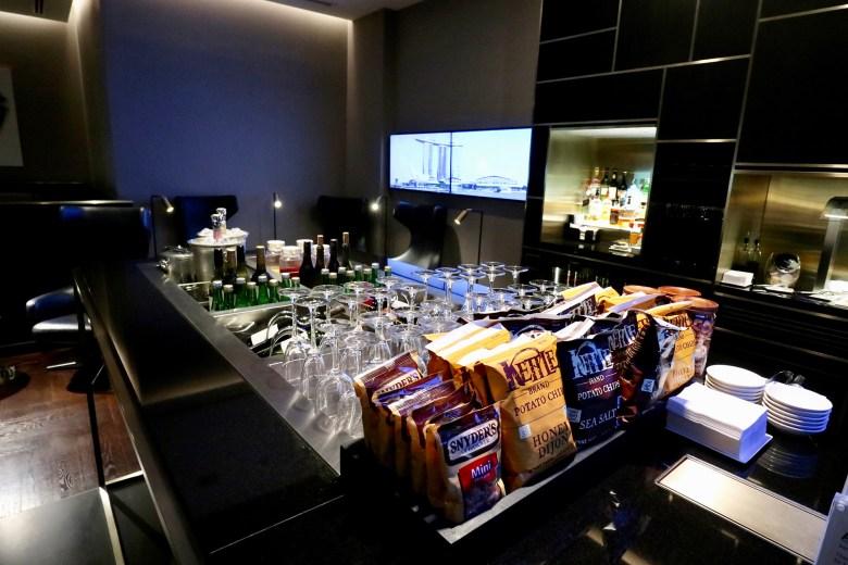 The Bar Snacks