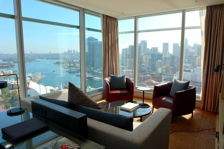 Harbour View Lounge