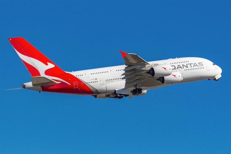 QF A380 Updated (Vismay Bhadra)
