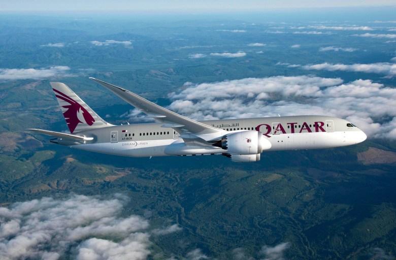 QR 787 In-Flight 2 (Boeing)