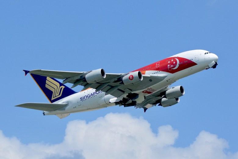 SQ A380 SG50 (Masakatsu Ukon)