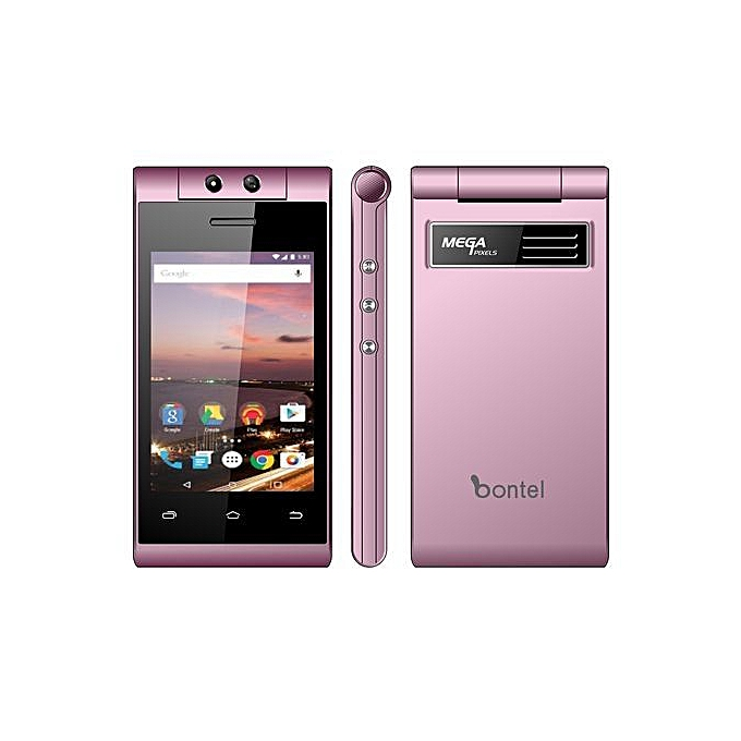 Bontel Hot3-3 5 Inch 3G Android Phone Quad Core & 512M +256M 1200mah  Battery -Purple – MainMarket Online