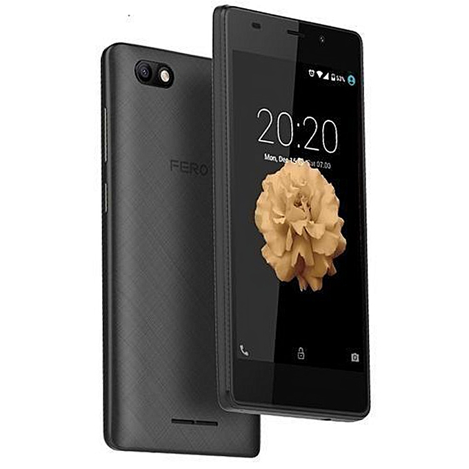 Fero Royale A1 5 0-Inch (1GB, 8GB ROM) Android 6 0 Marshmallow, 8MP + 5MP  Dual SIM 3G Smartphone - Space Grey – MainMarket Online