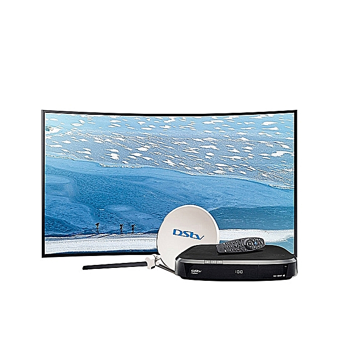 Samsung 65'' UHD 4K Smart Curved TV+ Free DSTV Decoder-65KU7350 –  MainMarket Online
