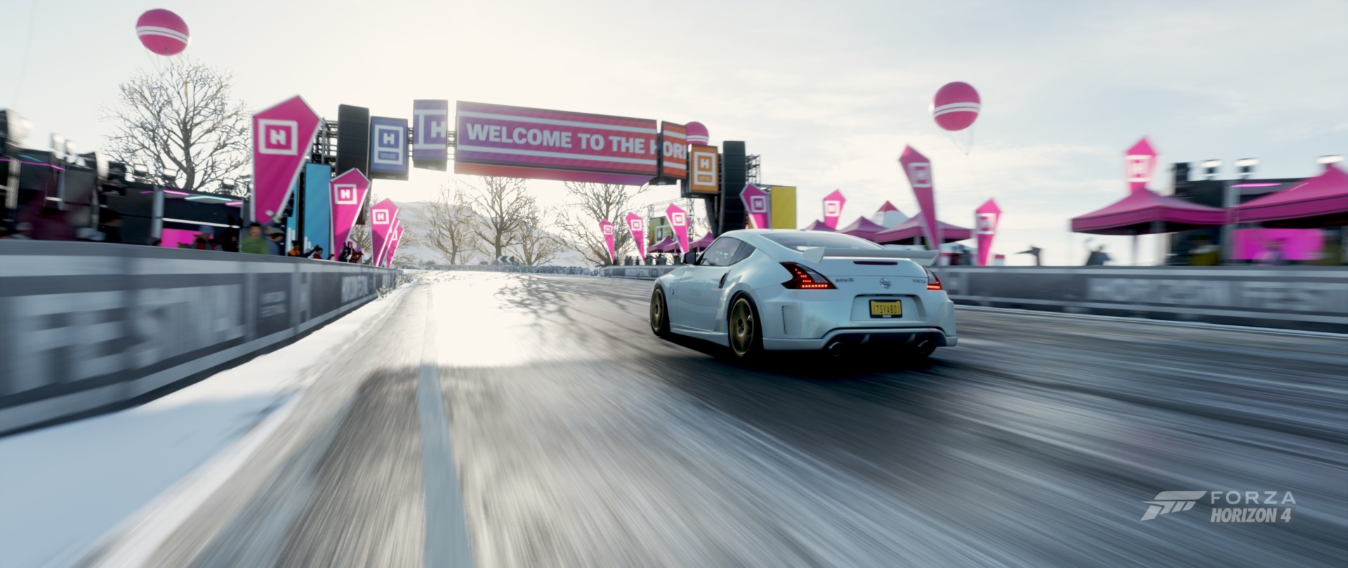 Forza Horizon 4 Review: Putting the pedal to the floor - Main Menu