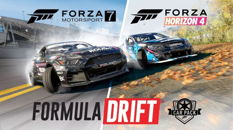 Horizon Formula Drift