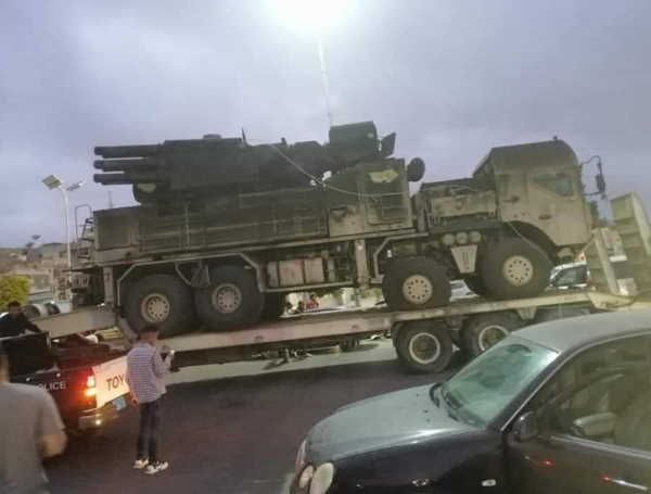 Unveiling Mystery Of Russian Air Defense System Captured in Libya