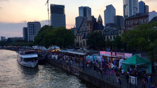 Frankfurt Im August 4 Spektakulare Tipps Zum Museumsuferfest