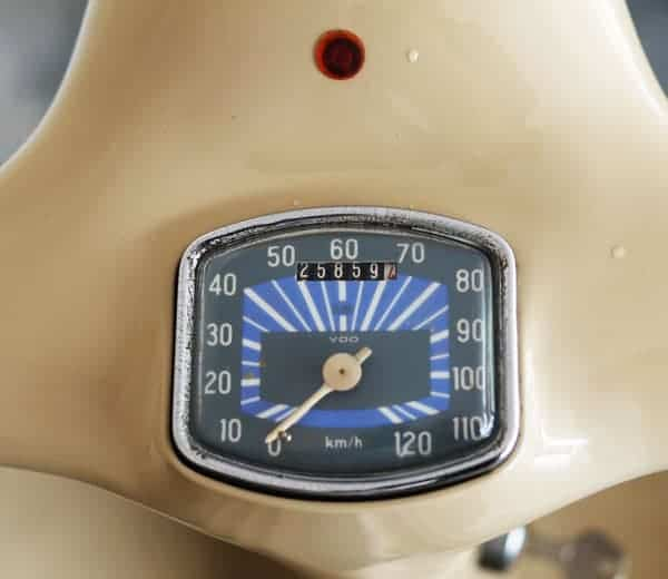 Vespa 150 T4 1961