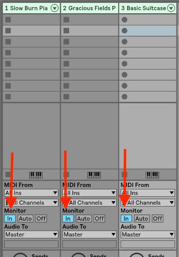 Simple Volunteer Keyboard Set Up — Mainstage To Ableton