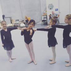Saturday Junior Ballet/Contemporary