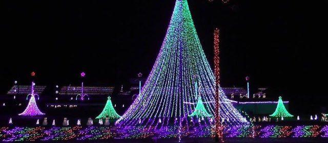2020 Upstate Holiday Light Show - Greenville.com