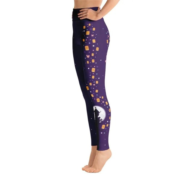 Lanterns and Dreams   Leggings   Made in USA