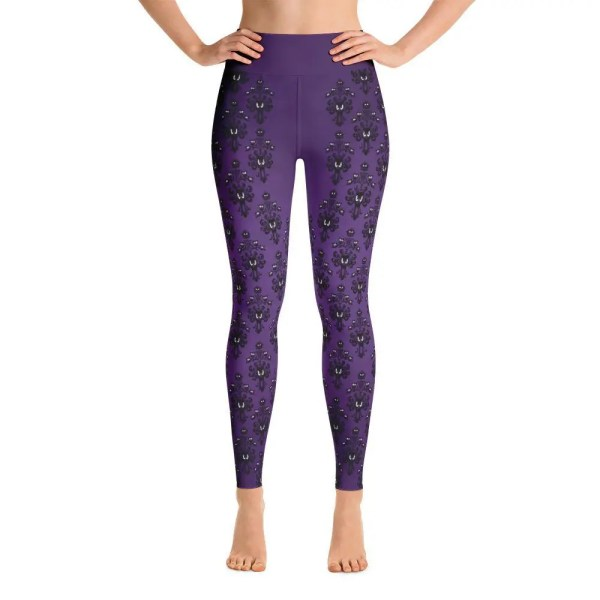 Magically Haunted   Leggings   Made in USA