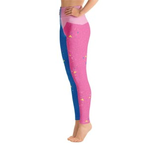 Make It Pink, Make It Blue | Leggings | Made in USA