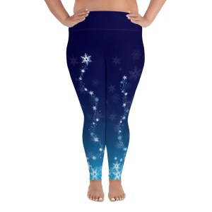 Act Of True Love | Curvy Leggings  | Made in the USA