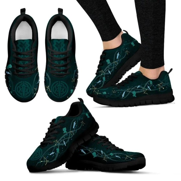 Change Your Fate   Merida Inspired Shoes