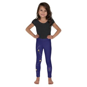 Tale As Old As Time | Kids & Youth Leggings | Made in USA