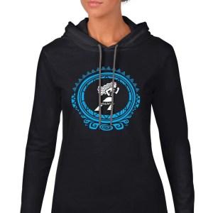How-far-ill-go-ladies-lightweight-hoodie-black