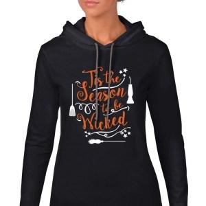 tis-the-season-to-be-wicked-ladies-lightweight-hoodie-black