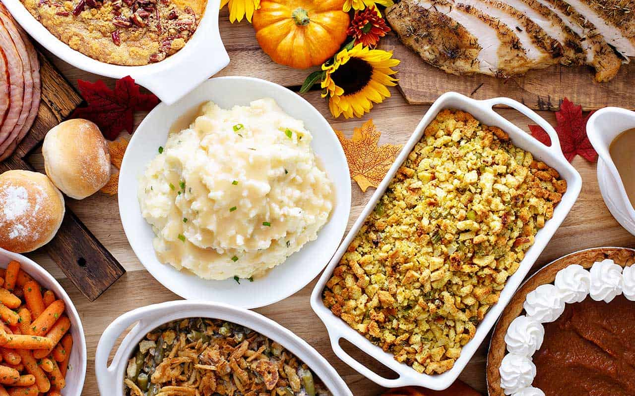 Our Favorite Thanksgiving Day Foods