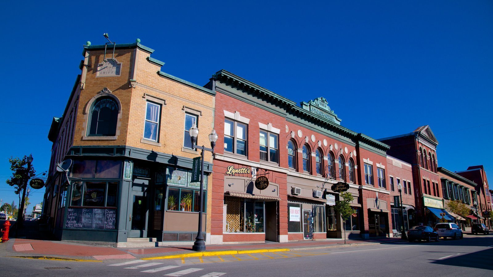 Downtown-Skowhegan-Maine
