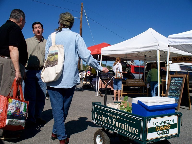 Skowhegan Farmers' Market (02)