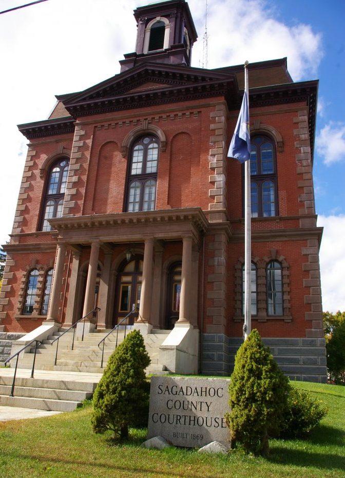 Sahadoc County Courthouse