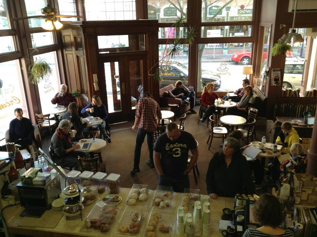 Café Crème in Bath Maine - 07