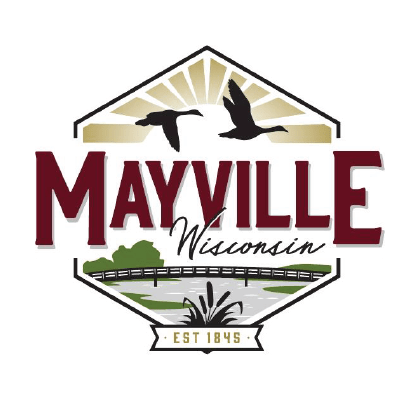 mayville city logo