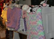 Gifts for Baby, soft blankets by Doris Ott