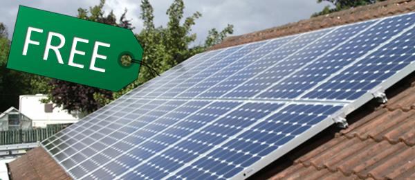 free solar panels main street solar