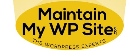 Maintain My WordPress Site