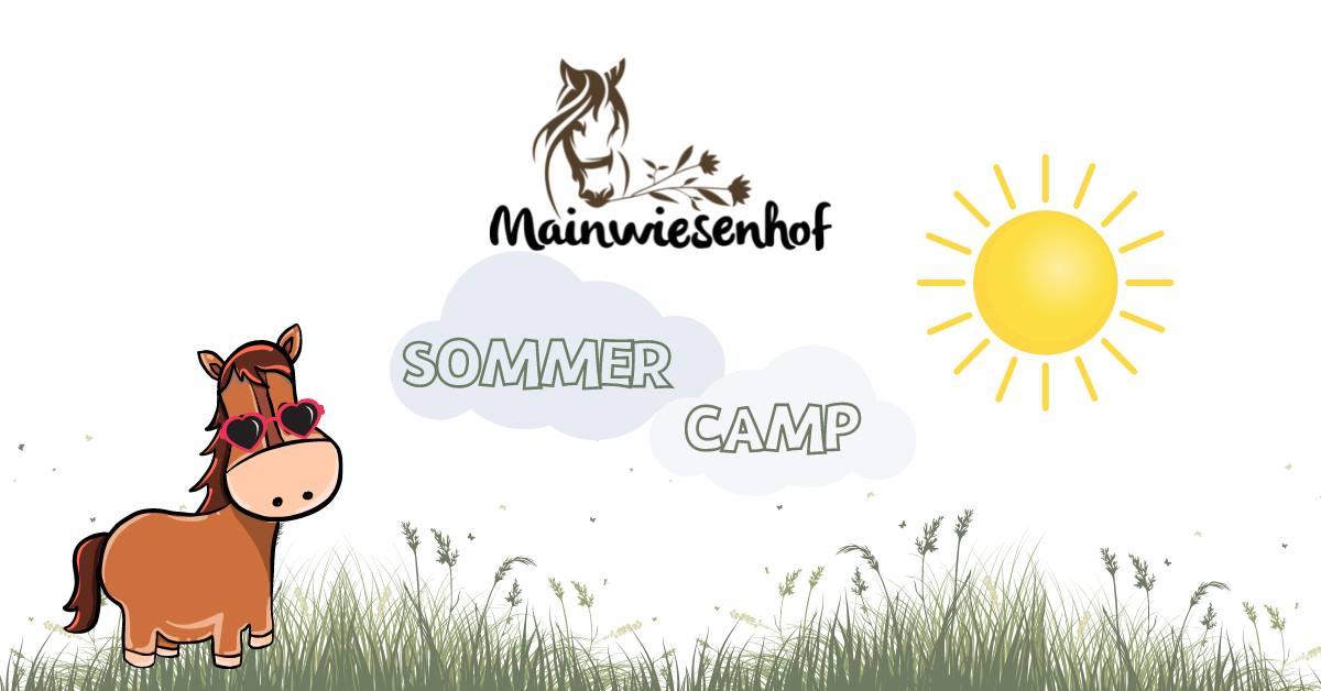 Pony Sommercamp
