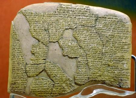 Hittitisch-Egyptisch verdraag (Archeologisch museum van Istanbul)