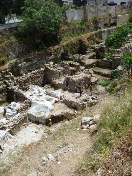 sidon-college_excavation
