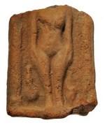 Beeldje van Hathor of Afrodite (British Museum)