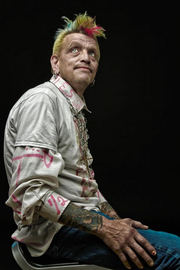 Bert Broodje (foto Jan van Breda)