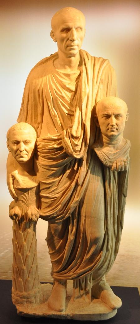 Togatus Barberini (Capitolijnse Musea, Rome)