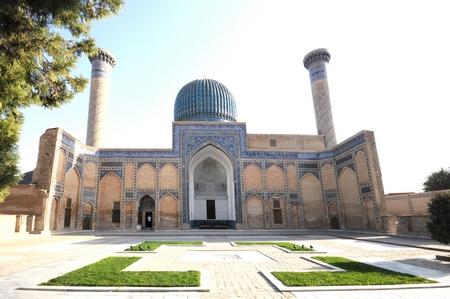 Mausoleum van Timoer Lenk, Samarkand