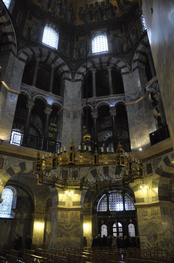 Aken, grafkerk van Karel de Grote