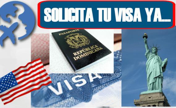 visa para USA en RD
