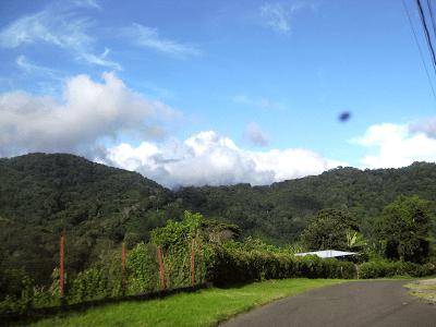 Volcan Barú.