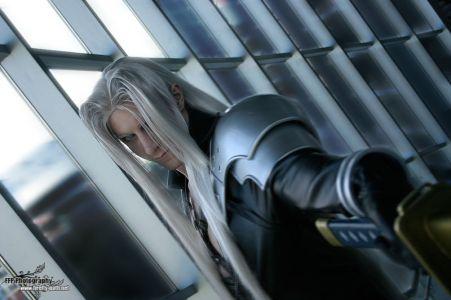 Cosplay de Sephiroth, Final Fantasy VII