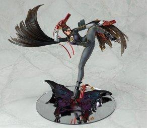 Figura de coleccionista de Bayonetta. Fte. Amazon