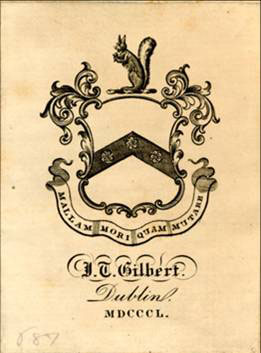 gilbert-bookplate